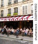 paris  france   september 1 ... | Shutterstock . vector #1068969002