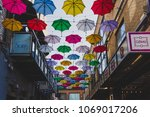 dublin  ireland   april 14th ... | Shutterstock . vector #1069017206