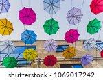 dublin  ireland   april 14th ... | Shutterstock . vector #1069017242