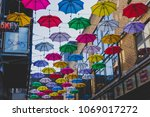dublin  ireland   april 14th ... | Shutterstock . vector #1069017272