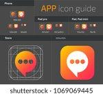 ui ios button icons design...