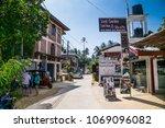 unawatuna  sri lanka jan 4 ...   Shutterstock . vector #1069096082