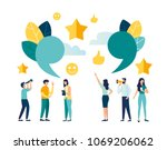 vector illustration of the... | Shutterstock .eps vector #1069206062