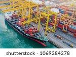 Commercial Ship Vessel...