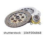 new hydraulic release bearing ... | Shutterstock . vector #1069306868