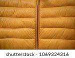 close up on yellow puffer...   Shutterstock . vector #1069324316