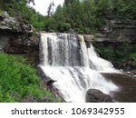 Blackwater Falls Shows Its...
