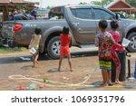 thailand april 14 2018  the...   Shutterstock . vector #1069351796