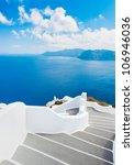 Santorini Island  Greece ...