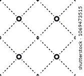 seamless geometric pattern | Shutterstock .eps vector #1069473515