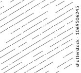 seamless endless parallel...   Shutterstock .eps vector #1069506245