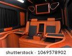 business class car tuning | Shutterstock . vector #1069578902