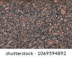 natural stone granite texture... | Shutterstock . vector #1069594892