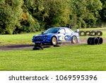 castle combe  wiltshire  uk  ... | Shutterstock . vector #1069595396