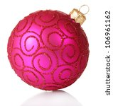 Beautiful Pink Christmas Ball...