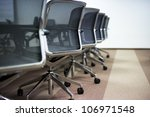 empty business conference room... | Shutterstock . vector #106971548