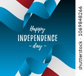 banner or poster of luxembourg... | Shutterstock .eps vector #1069848266
