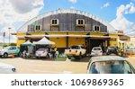 campo grande  brazil   april 12 ...   Shutterstock . vector #1069869365