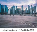 singapore   april 2  2018 ... | Shutterstock . vector #1069896278