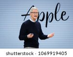tim cook  chief executive...