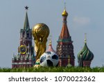 april 16  2018 moscow. russia...   Shutterstock . vector #1070022362