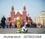 april 16  2018 moscow. russia... | Shutterstock . vector #1070022368