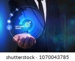business  technology  internet... | Shutterstock . vector #1070043785