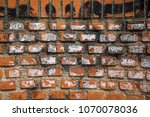 texture repetition of elements... | Shutterstock . vector #1070078036