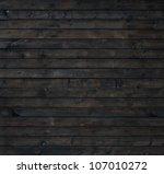 old gray floor boards... | Shutterstock . vector #107010272