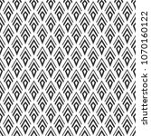 modern seamless geometry... | Shutterstock .eps vector #1070160122
