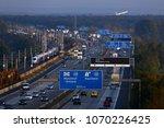 frankfurt  germany  april 2009. ... | Shutterstock . vector #1070226425