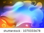 light multicolor vector... | Shutterstock .eps vector #1070333678
