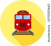 train  steam  transportation | Shutterstock .eps vector #1070355662