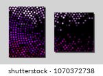 light purplevector template for ...