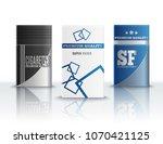 premium quality cigarettes... | Shutterstock .eps vector #1070421125