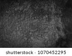 black wall background. | Shutterstock . vector #1070452295