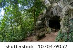 cave inside cuc phuong national ... | Shutterstock . vector #1070479052