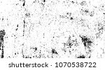 overlay aged grainy messy... | Shutterstock .eps vector #1070538722