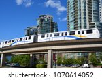 vancouver bc canada june 13... | Shutterstock . vector #1070614052