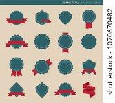 badges   stamp design | Shutterstock .eps vector #1070670482