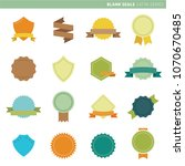 badges   stamp design | Shutterstock .eps vector #1070670485