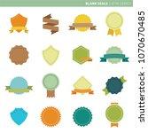 badges   stamp design | Shutterstock .eps vector #1070670485