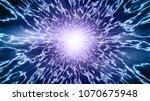 Hyperspace Jump Through Stars A - Fine Art prints