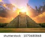 Mexico  Chichen Itz   Yucat N....