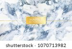 marble vector design for modern ... | Shutterstock .eps vector #1070713982