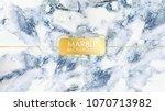 marble vector design for modern ... | Shutterstock .eps vector #1070713982