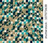 blue sand pattern | Shutterstock .eps vector #107073638