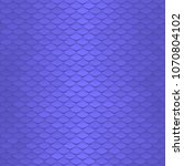 Blue Abstract Scale Pattern....