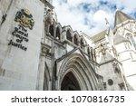 london  april  2018  the royal... | Shutterstock . vector #1070816735