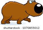 a cartoon illustration of a...   Shutterstock .eps vector #1070855012
